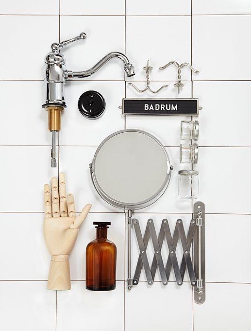 zestaw dodatków do stylizowanej łazienki elementem dekoracyjnym
