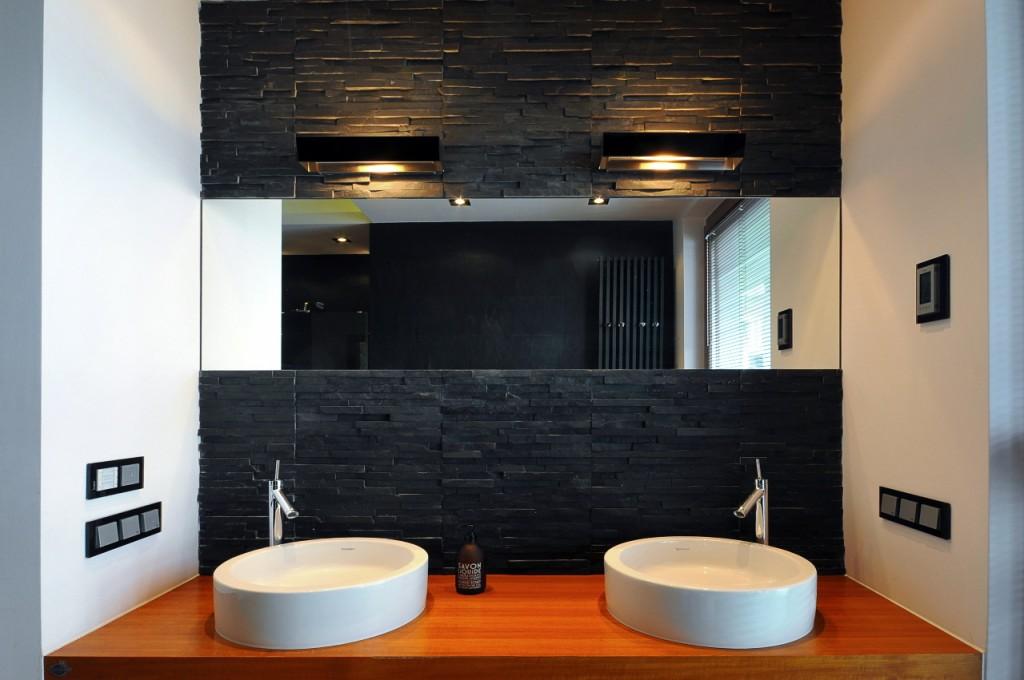 czarna umywalka