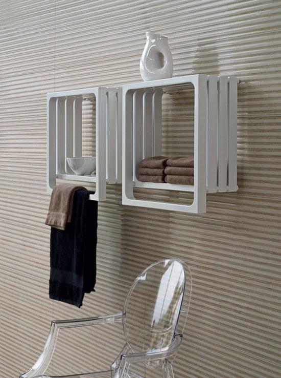 grzejniki łazienkowe mogą być oryginalne a zarazem funkcjonalne, Montecarlo Tubes