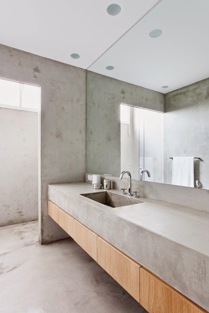 Lustereczko Powiedz Przecie Inspirująca łazienka