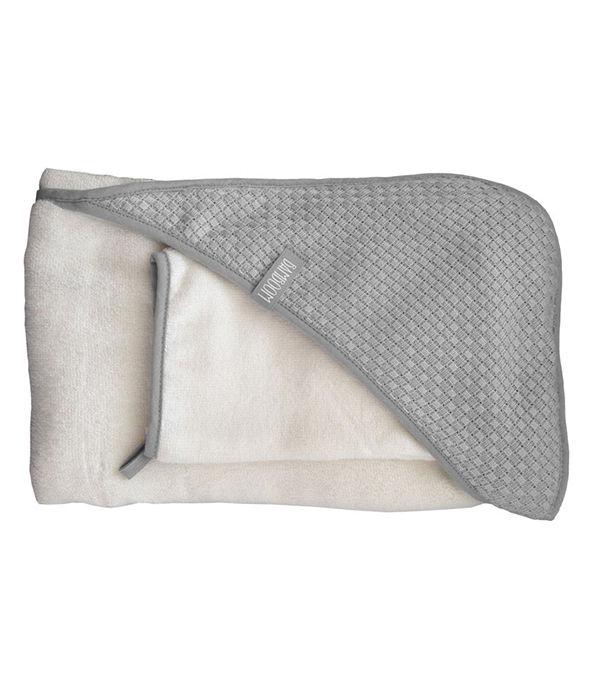akcesoria łazienkowe dziecięcy ręcznik kąpielowy z kapturkiem