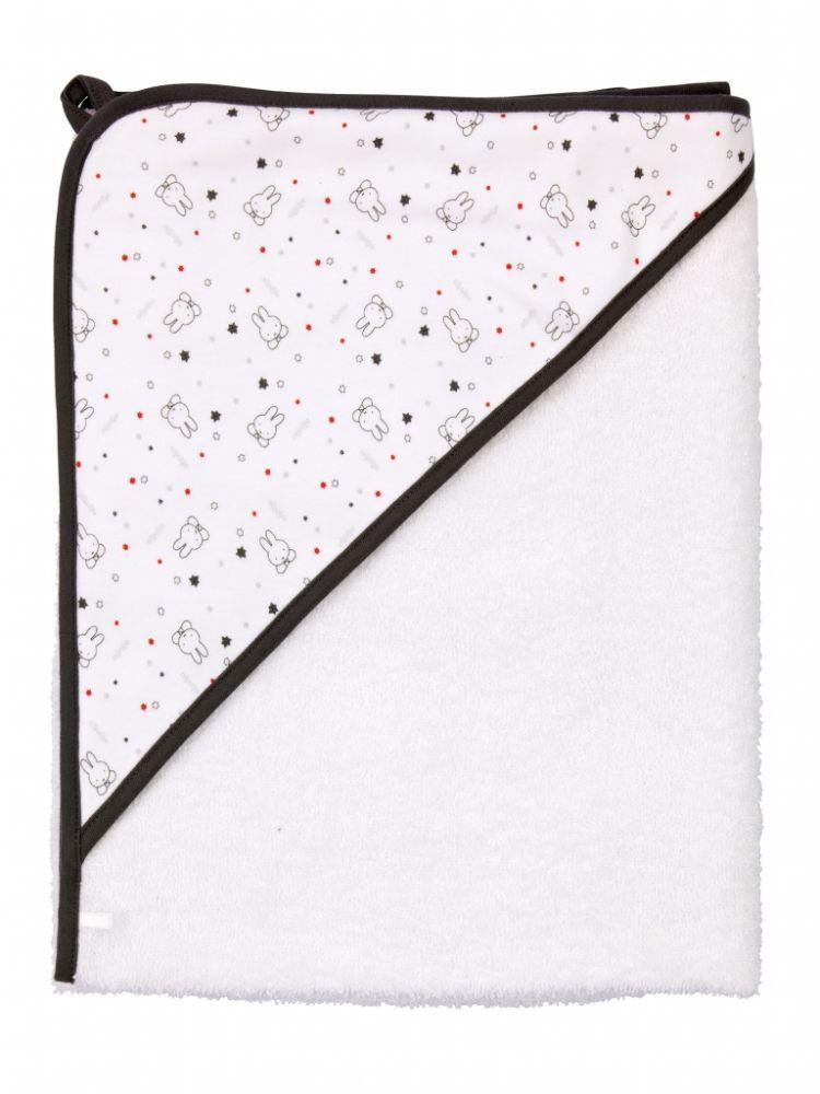 akcesoria łazienkowe ręcznik kąpielowy z kapturkiem z króliczki