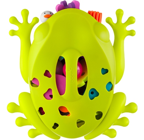 akcesoria łazienkowe pojemnik na zabawki do kąpieli w kształcie żaby