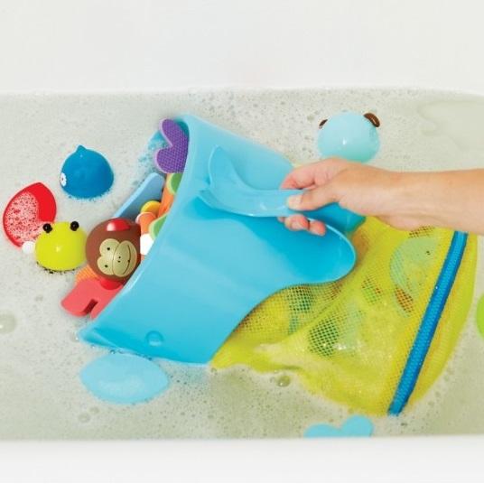 akcesoria łazienkowe , podbierak na zabawki dziecięce