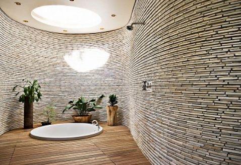 Tunelowy świetlik łazienkowy z