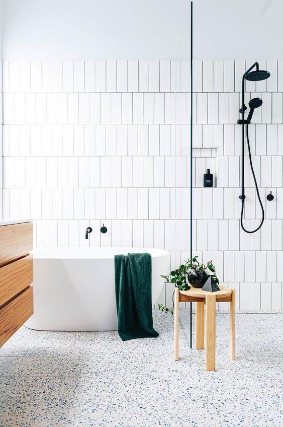 lastryko w łazience